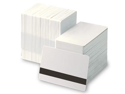 magstripe pvc cards