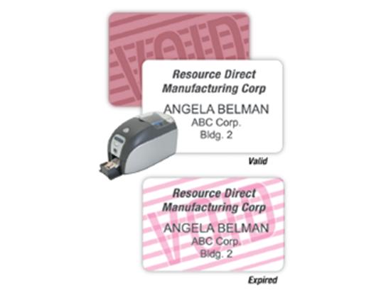Expiring PVC Cards