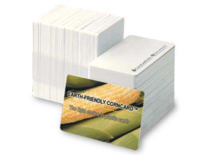 Corn PVC Cards
