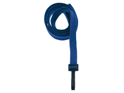 Unprinted Lanyard