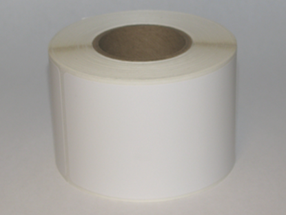 "Thermal Visitor Labels 2"" x 3"" White"