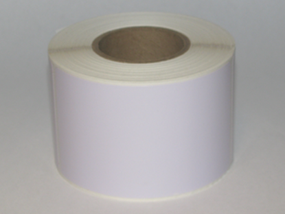 "Thermal Visitor Labels 2 1/4"" x 4"" Lavender"