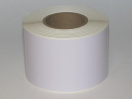 "Thermal Visitor Labels 2 1/4"" x 4"" Lavender"