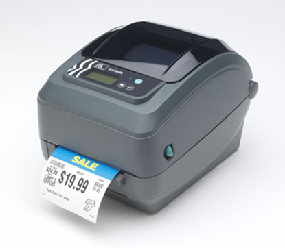 Zebra GX420t label printer